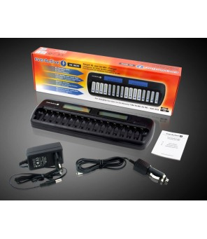 Baterijų kroviklis NC-1600