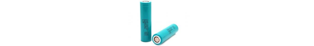 Baterijos ir akumuliatoriai 18650