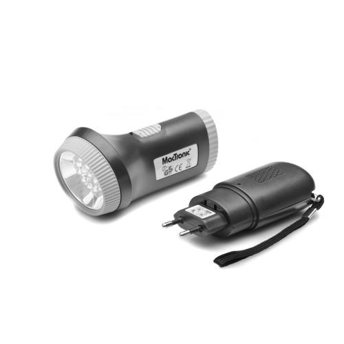 Pakraunamas LED žibintuvėlis Falcon Eye 3208