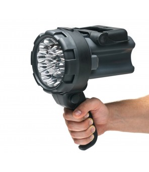 Prožektorius su rankena Falcon Eye 9018-LED pakraunamas