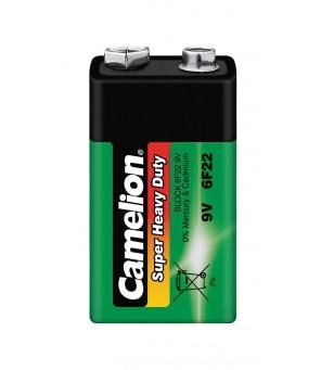 Baterija 9V 6F22-SP1G 6F22 (6LR61, 1604, 1222)