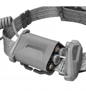 Žibintuvėlis ant galvos Mactronic dviejų lęšių 500+70lm PHANTOM