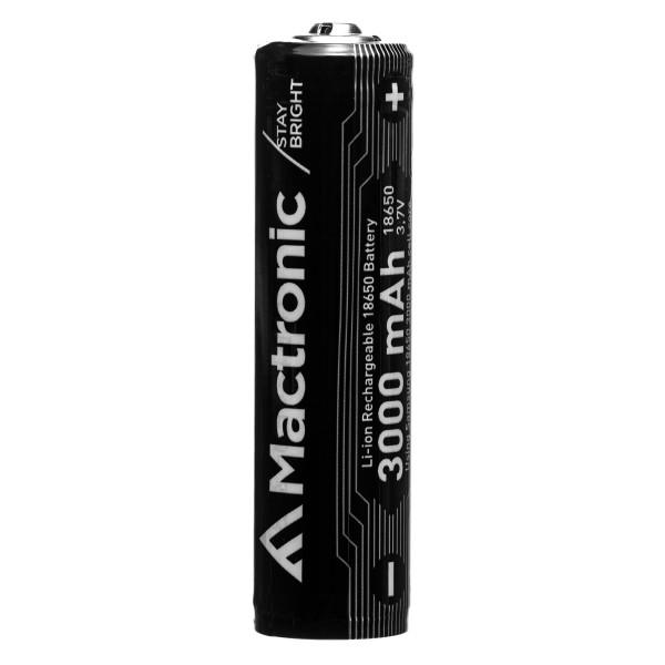 18650 baterija Mactronic 3000mAh 3,7V  su PCB