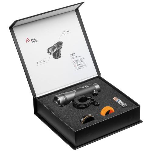 Mactronic 300lm priekinis dviračio žibintas Scream
