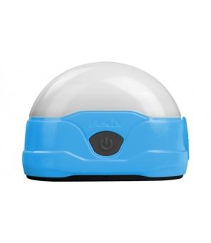 Fenix CL20R įkraunamas turistinis žibintas, mėlynas