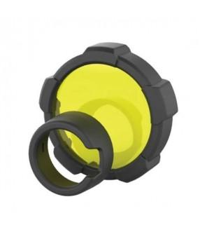 Geltonas filtras žibintuvėliui MT18 (85.5mm)