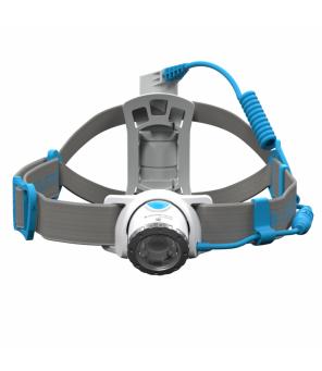 Led Lenser NEO10R pakraunamas žibintas (mėlynas)