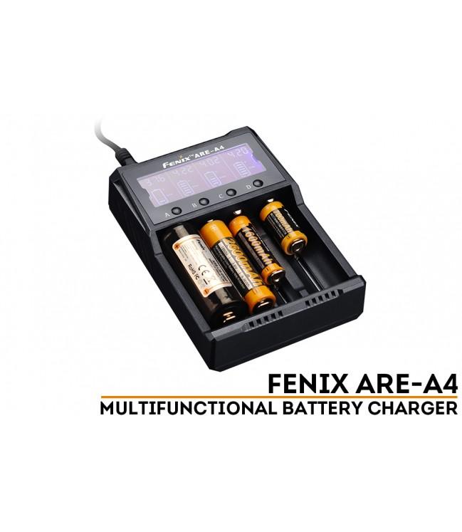 Fenix ARE-A4 multifunkcinis įkroviklis