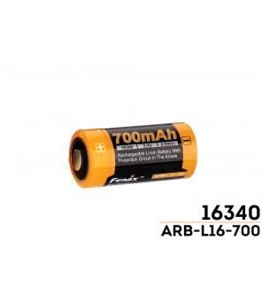Fenix ARB-L16-700 16340 pakraunama baterija