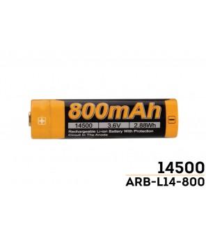 Fenix ARB-L14-800 14500 Baterija