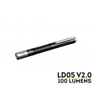 Fenix LD05 V2.0 EDC LED žibintuvėlis su UV šviesa