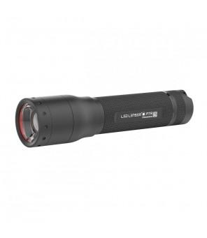 Led lenser P7R pakraunamas LED žibintuvėlis