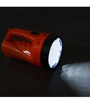 Įkraunamas LED žibintas 19LED