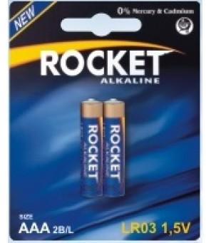 Rocket Alkaline AAA elementas, 2 vnt.