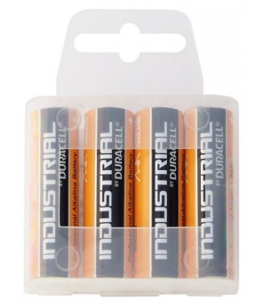 Duracell Industrial AA elementas, 4 vnt.