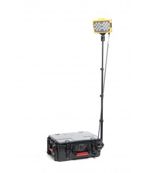 Spec. tarnybų pakraunamas LED šviestuvas Mactronic 6500lm LED  Single