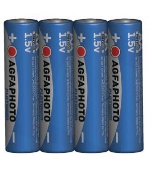 AA šarminės baterijos (4 vnt) AgfaPhoto Platinum