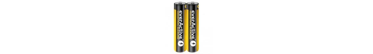 AAA tipo baterijos ir elementai