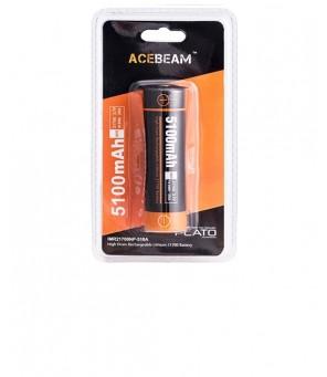 AceBeam 21700 baterija 5100 mAh