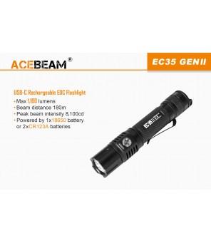 AceBeam EC35 GEN II žibintuvėlis
