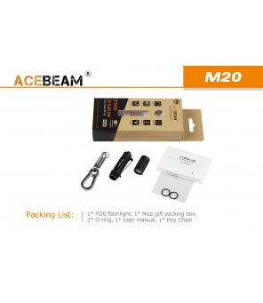 AceBeam M20  žibintuvėlis