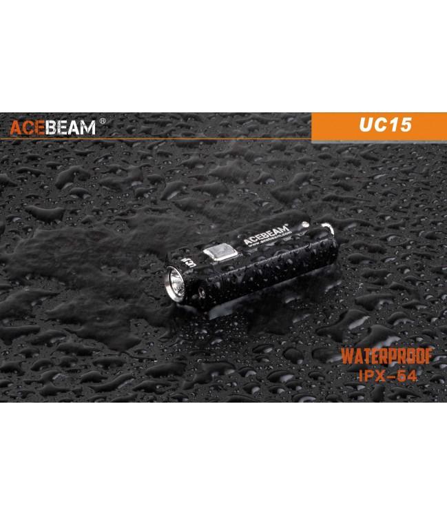 Acebeam UC15 NICHIA žibintuvėlis