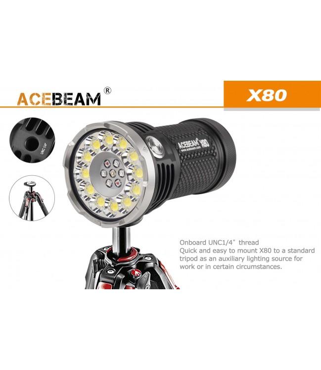 AceBeam X80 25000Lm prožektorius