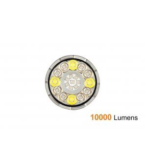 AceBeam X80-UV prožektorius su UV šviesa
