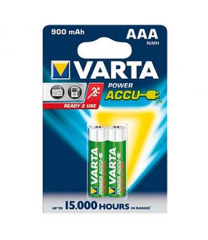 Akumuliatoriai Longlife Accu AAA 900 mAh (2vnt) VARTA 56713