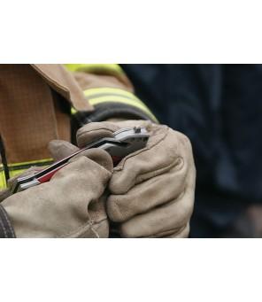 Apsaugos, gelbėtojų peilis Baladeo Rescue, juodas