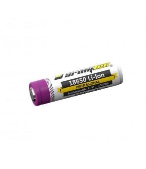 Armytek 18650 3500mAh, įkraunama baterija su apsauga