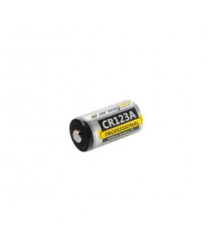 Armytek CR123A baterija 1600 mAh, neįkraunama