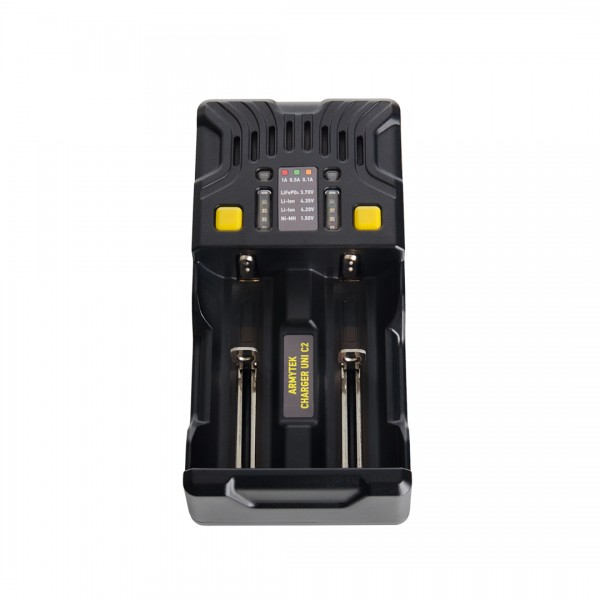 Armytek Uni C2 baterijų įkroviklis