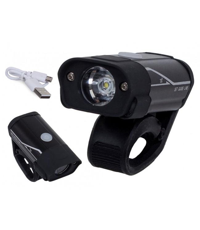Bailong dviračio žibintas LED BL - 018