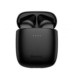Baseus W04 Pro Black, belaidės ausinės