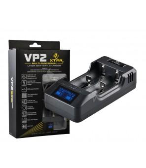 Baterijų pakrovėjas XTAR VP2
