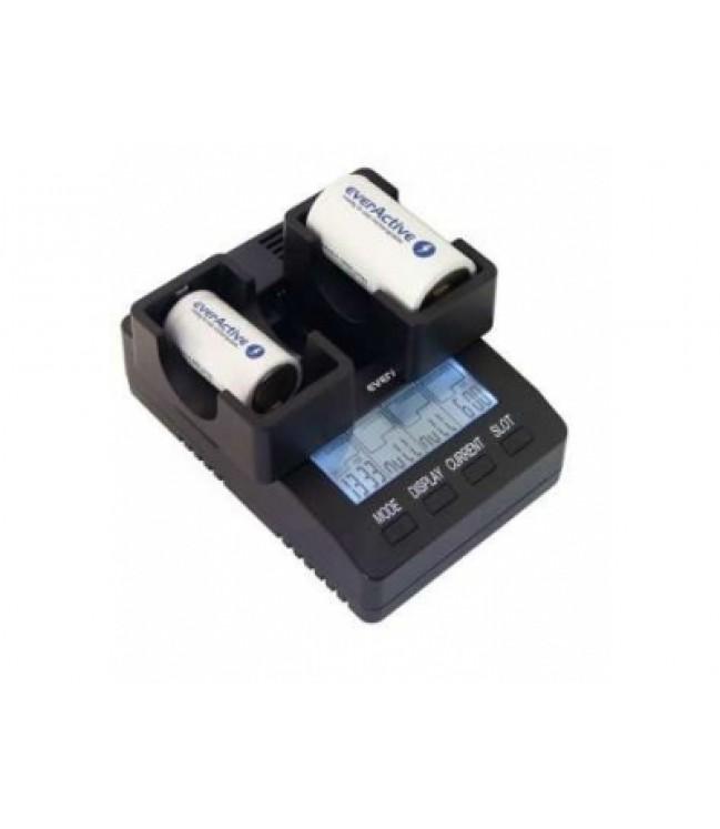 Adapteris D ir C baterijoms