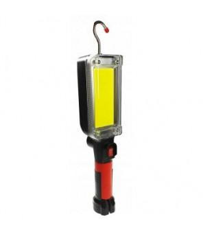 Darbo lempa LED COB 700lm su akumuliatoriumi