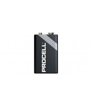 Baterijos Duracell Procell 9V baterija 6LR61, 10 vnt.