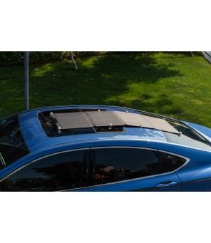 Ecoflow saulės kolektorius 110W nešiojamai elektrinei
