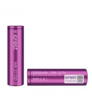 Efest IMR21700 5000mAh 10A 21700 baterija
