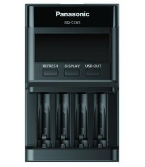 Eneloop BQ-CC65 baterijų įkroviklis