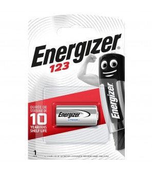 Energizer 123 CR123A Ličio baterija