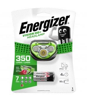 Energizer Vision HD + 350 liumenų žibintuvėlis