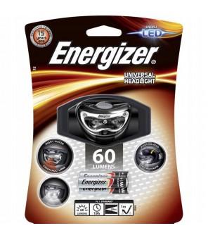 Energizer universalus žibintuvėlis ant galvos