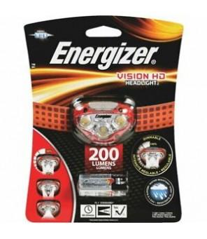 Energizer žibintuvėlis ant galvos Vision HD