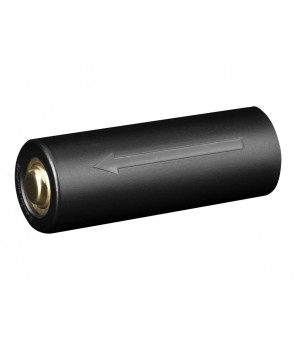 Fenix ALF-18 18650 baterijos adapteris į 21700 bateriją