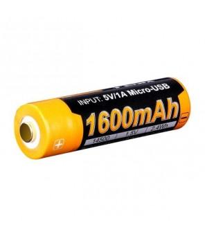 Fenix ARB-L14-1600U USB pakraunama 14500 baterija