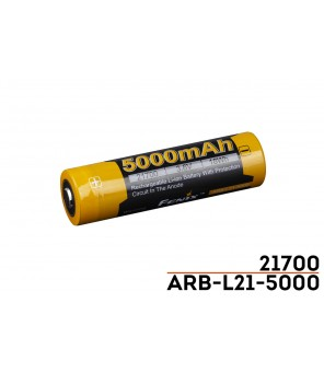 Fenix ARB-L21-5000 21700 5000mAh 3.6V pakraunama baterija
