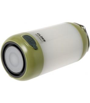 Fenix CL26R galinga turistinė lempa, žalia